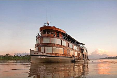 Amazon River Cruise