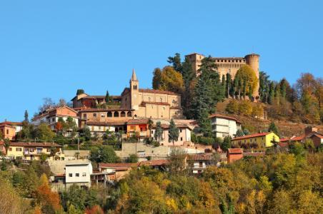Piedmont castle
