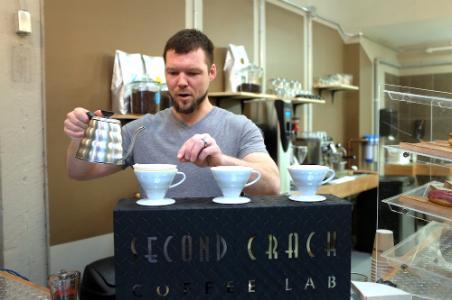 Second Crack