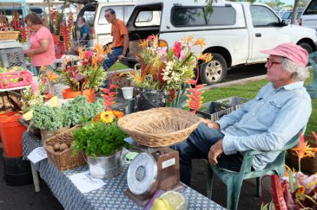 Upcountry Farmers' Market