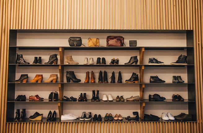 Shoes at Francis May