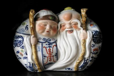 Porcelain from Jingdezhen