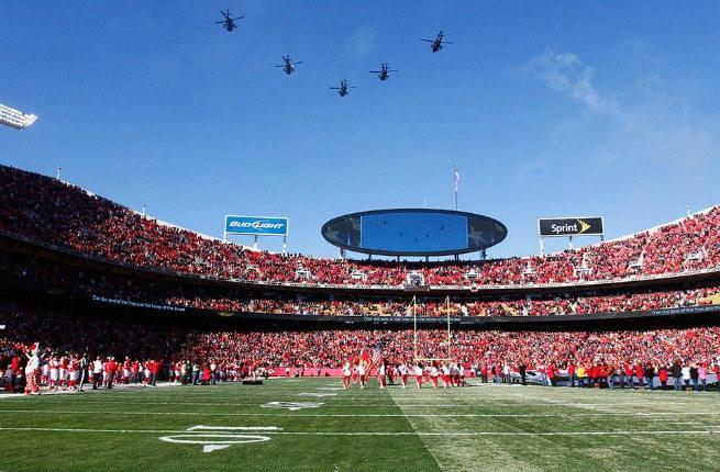 Arrowhead Stadium, Kansas City