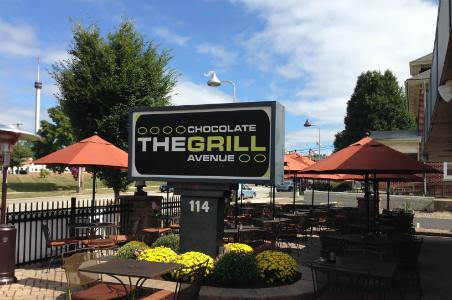 The Chocolate Avenue Grill