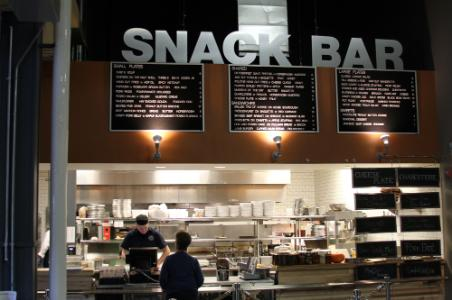 Snack Bar at Troegs Brewery