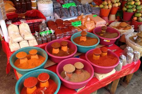 San Cristobal de Las Casas market