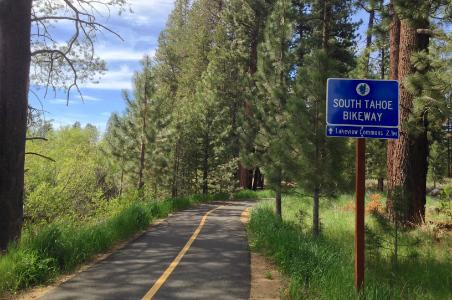 South Tahoe Bikeway