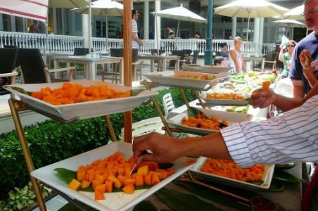 Mangoes at the Moana
