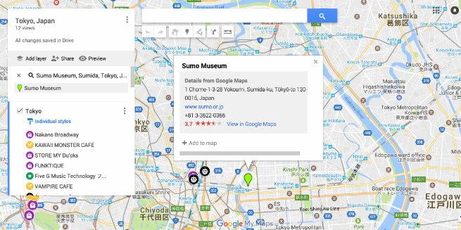 How to Use Google\'s My Maps to Fully Customize a Travel Experience ...