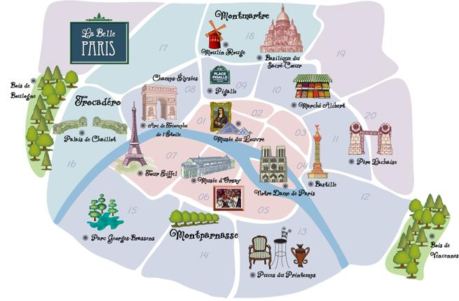 A Neighborhood Guide To Pigalle Paris Fodors Travel Guide