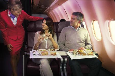 Premium Economy Meal