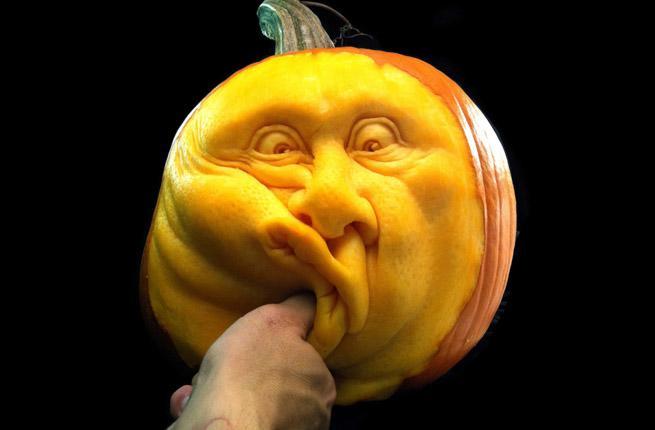 More Pumpkins