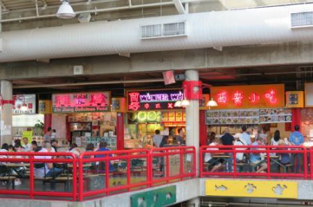 Richmond Food Court