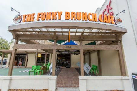 The Funky Brunch Cafe