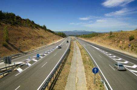 Spain Scenic Drive