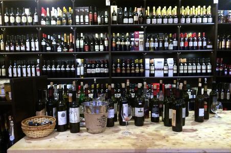 Wine in Tbilisi