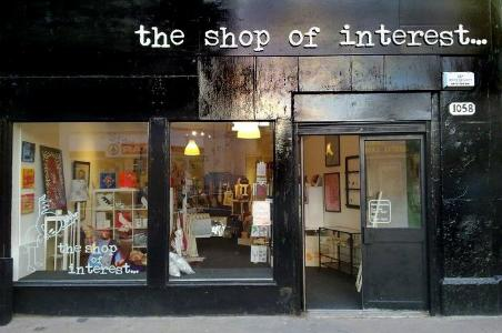 The Shop of Interest