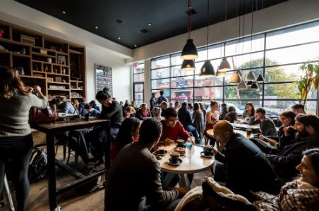 Australian Coffee Shop Williamsburg