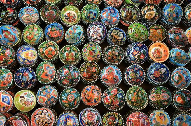 Turkey Ceramic Souvenirs