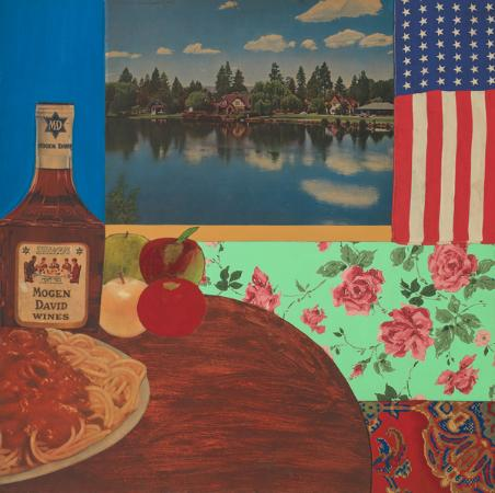 Tom Wesselmann Still Life