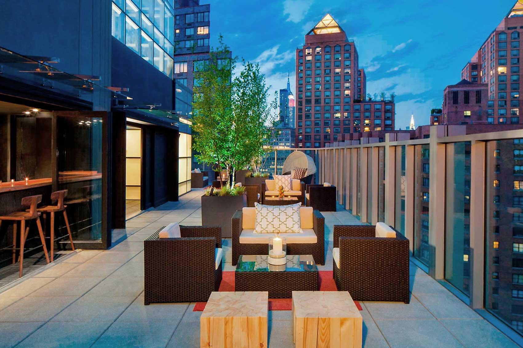 Hyatt union square new york fodor 39 s 100 hotel awards 2013 - Hoteles de lujo granada ...