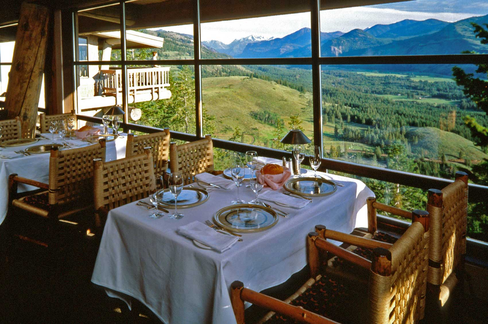sun mountain lodge - fodor's 100 hotel awards 2013
