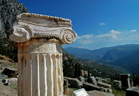 Road Trip Around Ancient Greece Europe Itineraries