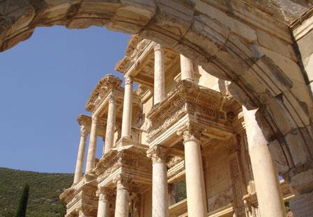 Ephesus Around The Eastern Aegean From Athens To