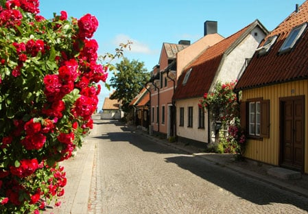 Gotland From Copenhagen To Stockholm Including The Danish Riviera Europe Itineraries