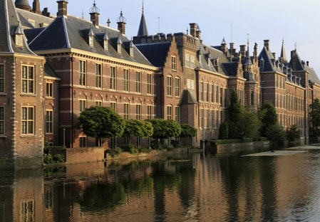 The Hague's parliament