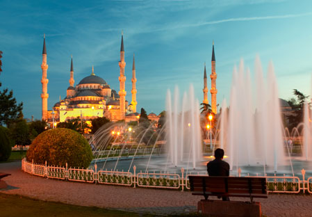 Istanbul  Best Beaches and Ruins of Turkey  Europe Itineraries  Fodors Travel Guides