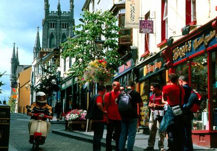 Kilkenny City Ireland By Rail Europe Itineraries