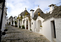 Next Stop: The Trulli District, Puglia