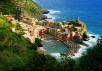 Previous Stop: The Cinque Terre