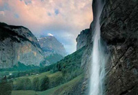 Previous Stop: Lauterbrunnen and Environs