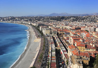 Next Stop: Nice and Haut-de-Cagnes
