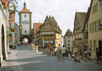 Next Stop: Rothenburg ob der Tauber