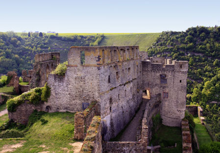 St Goar Castles In Germany S Wine Country Europe