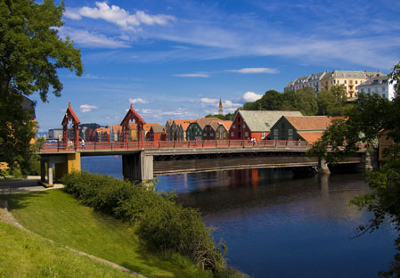 Trondheim Norway S West Coast Europe Itineraries