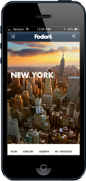Mobile App: New York City
