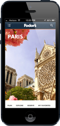Paris Guide App