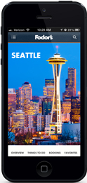 Seattle Guide App