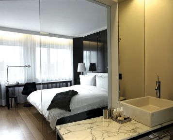 101 hotel review fodor s travel for Design hotel 101