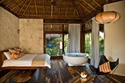 Be tulum review fodor s travel for Design hotel tulum