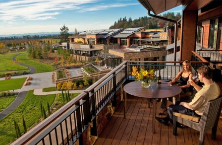 The Allison Inn & Spa, Newberg