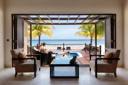 Buccament Bay Resort, St. Vincent