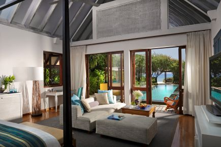 Four Seasons Maldives at Landaa Giraavaru, Maldives