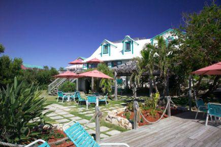 Dolphin Beach Resort, Great Guana Cay