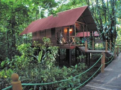 Evergreen Lodge, Tortuguero