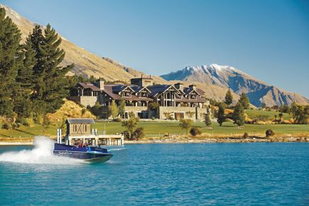 Blanket Bay, Queenstown